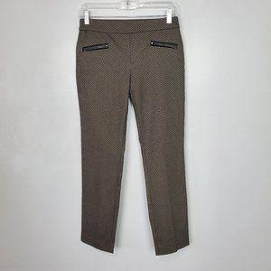 Van Heusen Straight Leg Stretch Extensible Pants 2